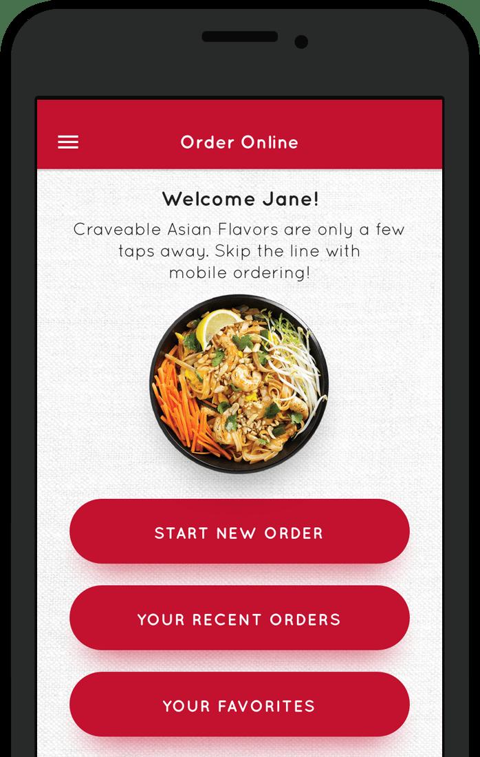 Pick Up Stix Fresh Asian Flavors | Rewards